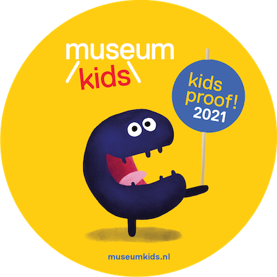 button MuseumkidsAwards Kidsproof
