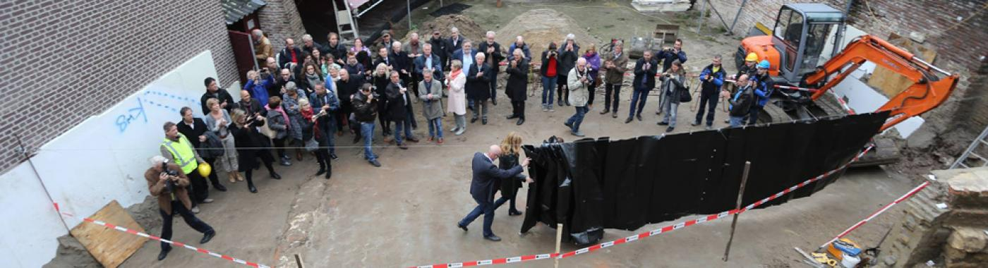 Officiele start bouw De Bastei