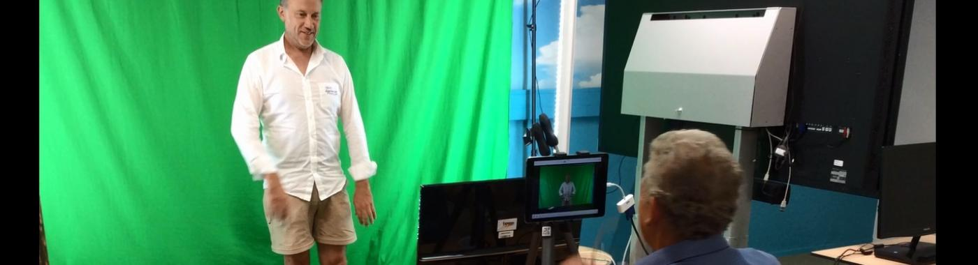 NME_ICT workshop Green Screen